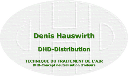 Logo - Denis Hauswirth - DHD-Distribution